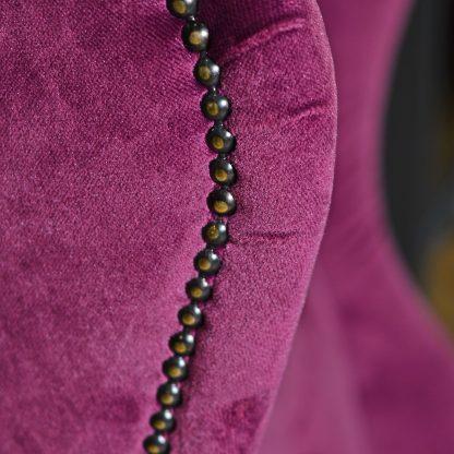 Стул с каретной стяжкой АРТ.110568 pink