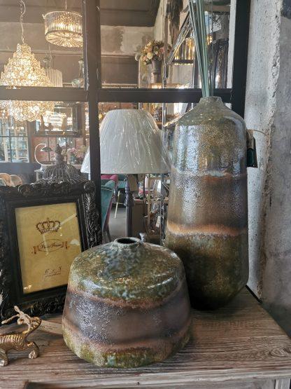 большая керамическая ваза