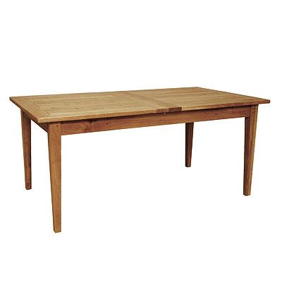 Стол из массива дуба раздвижной арт.103278