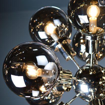 Подвесной светильник-молекула арт. MD3442-13