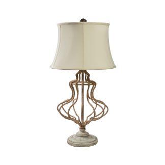 Настольная лампа с абажуром арт.MT2093-1
