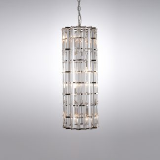 Узкий светильник в современном стиле арт.MD3467-8NI