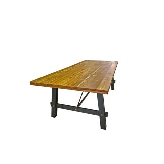Обеденный стол лофт арт.293-19-472